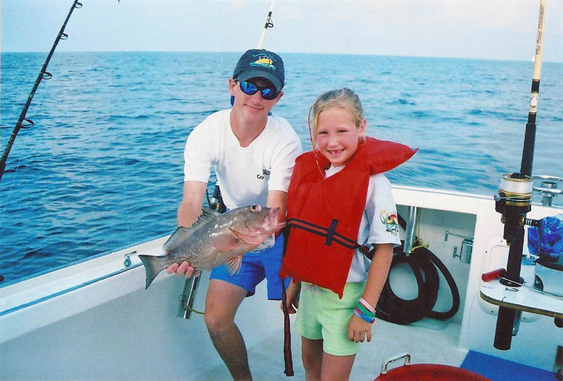 Family charter fishing alabama yankee star charter boat for Captain al fishing