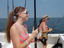 Deep sea fishing charter fishing gulf shores al for Charter fishing gulf shores