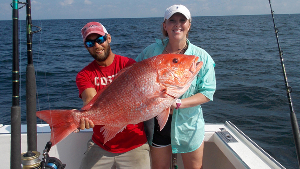Gulf Shores Deep Sea Fishing Charter